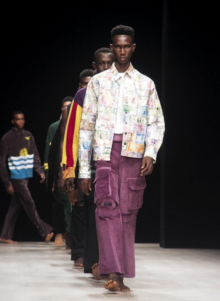 ola walks arise fashion week'19
