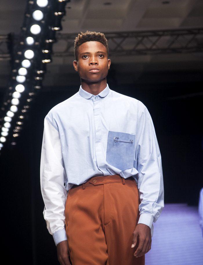 james & john walks arise fashion week'19